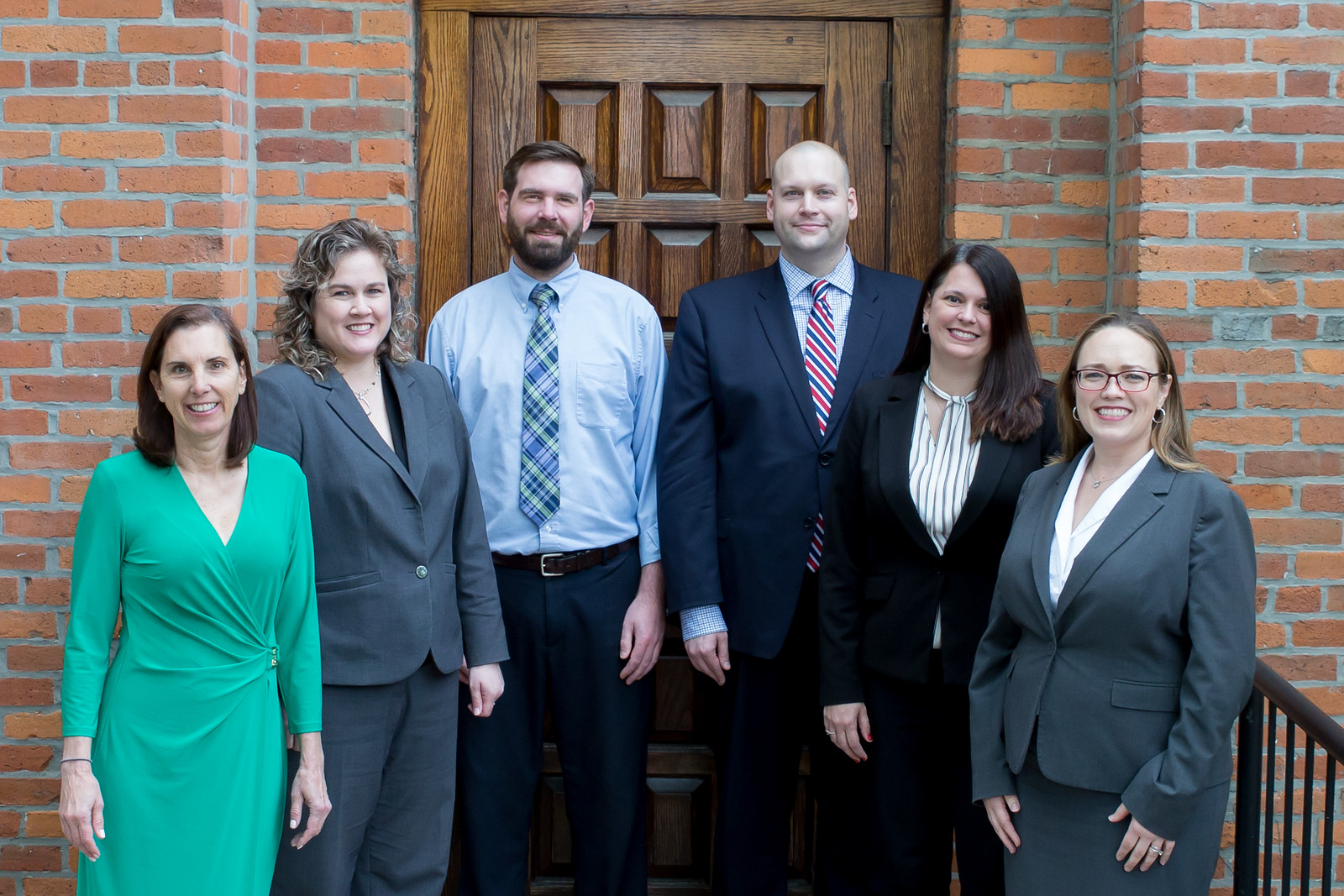 Attorneys and staff of The Nigh Law Group in Columbus, Ohio